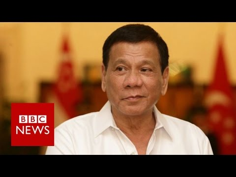 Philippines: Duterte confirms he personally killed three men - BBC News