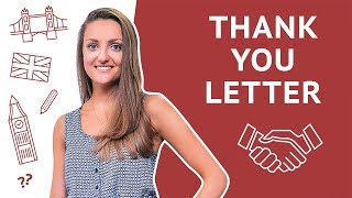 Thank you letter после собеседования