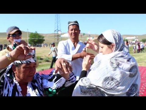 Asrlar Sadosi Festival - Bare Feet in Uzbekistan (Ep 1)