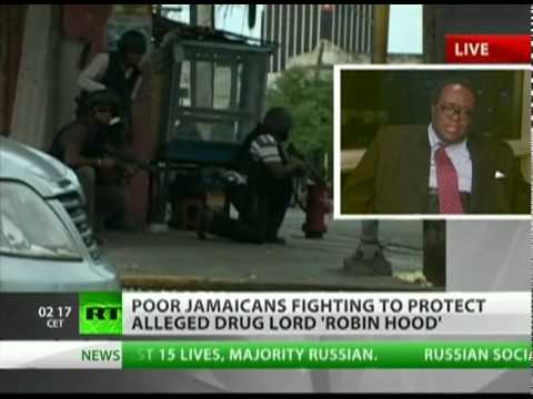 Christopher Coke: Jamaica's Robin Hood