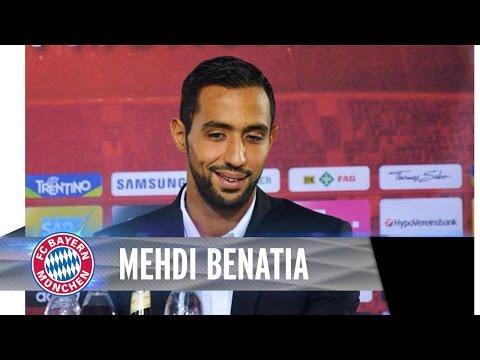 Mehdi Benatia - Wie spricht man das aus?