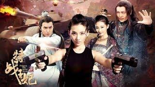 Nữ Đặc Vụ Xuyên Không | Phim HD Võ Thật ,Phiêu Lưu và Hài Hước