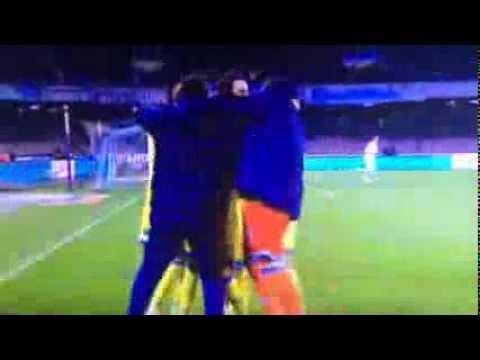 NAPOLI - ROMA 3-0 Semifinale di ritorno Coppa Italia.
