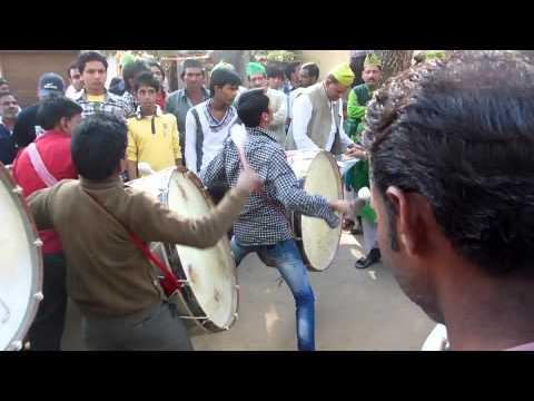 muharram jaipur 2012 dhol tasha matam
