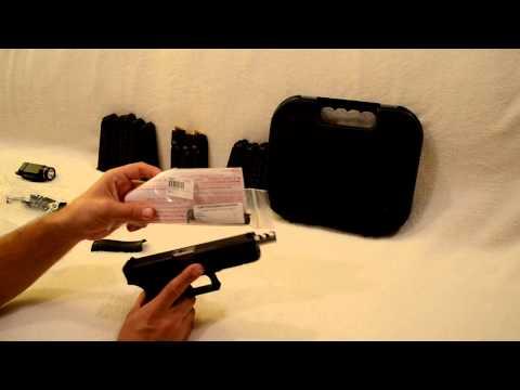 Glock 22 40S&W - Análise em Português