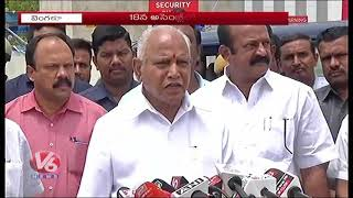 Karnataka Political Crisis : Kumaraswamy Government Face Confidence Motion On July 18