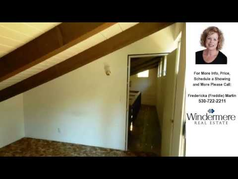 112 HILLCREST, LEWISTON, CA Presented by Fredericka (Freddie) Martin.