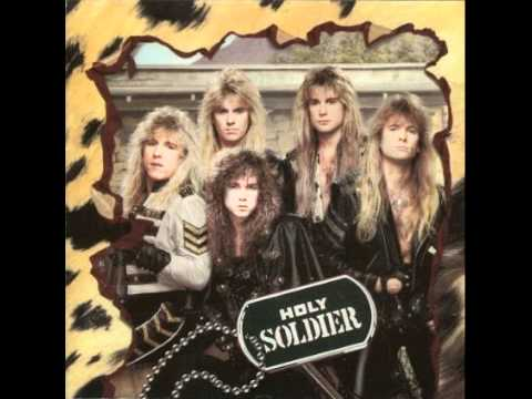 Holy Soldier - The Pain Inside Of Me