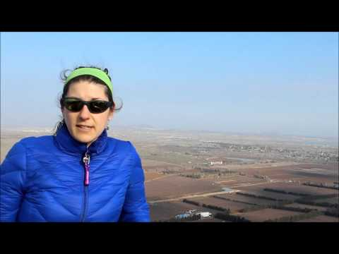 A Look at Syria from the Golan Heights