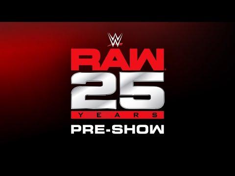 RAW 25 Pre-Show: Jan. 22, 2018 thumbnail
