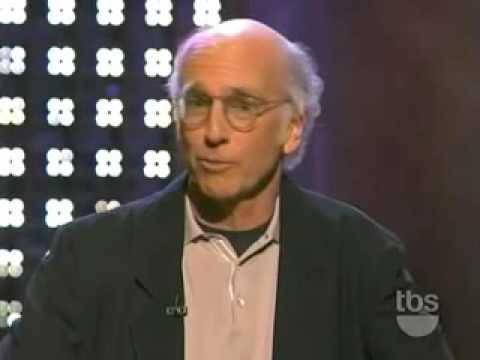 Larry David: Earth to America