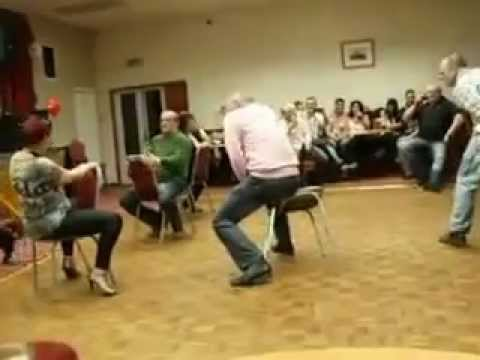 Orgasm,sexy Vibrating Chair,stage Hypnotist Dean Saunders video