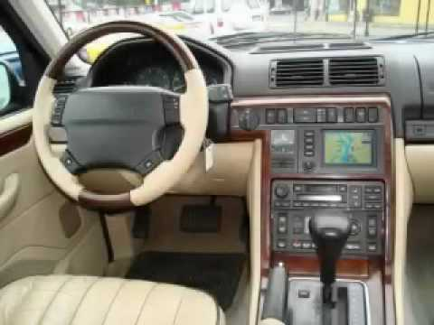 Land Rover Seattle >> Used 2001 Land Rover Range Rover Seattle WA - YouTube