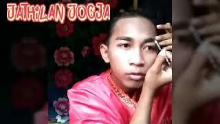 Make up jathilan jogja by yudhy vallent