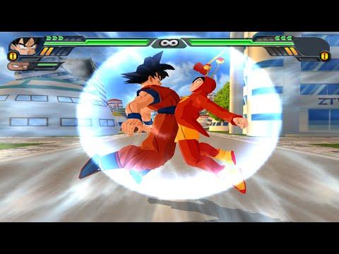 Fusion Goku Y El Chapulin Colorado | Gochapu Vs Bio Broly   Broly Ssj4  Dbz Tenkaichi 3 (mod) video