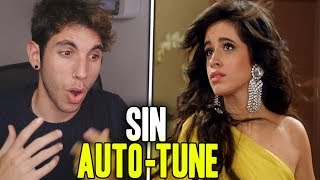 Download Lagu CAMILA CABELLO | SU VOZ REAL SIN AUTOTUNE Gratis STAFABAND