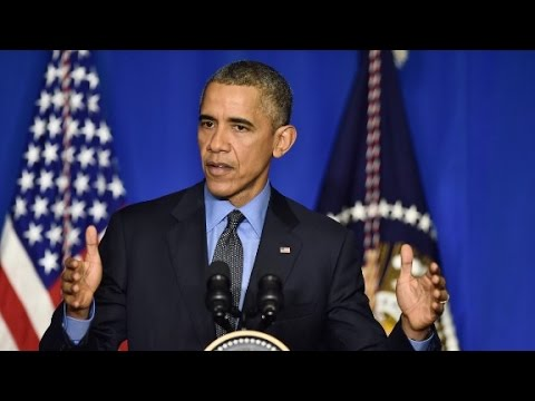 Obama: Climate talks should include 'legally binding...
