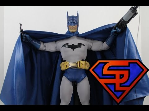 DC Comics Sideshow Collectibles Batman 1/6 Scale Collectible Figure Review