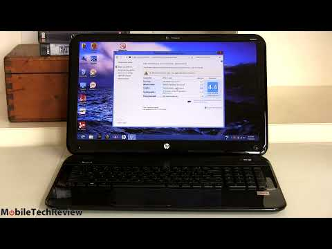 HP Pavilion 15 Sleekbook Review