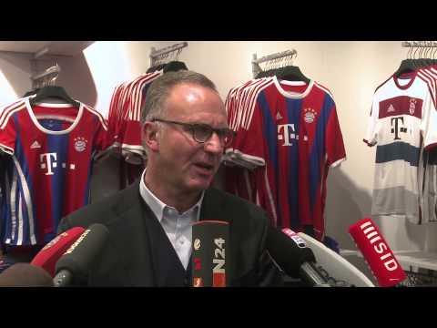 Karl-Heinz Rummenigge: FIFA-Abspaltung?