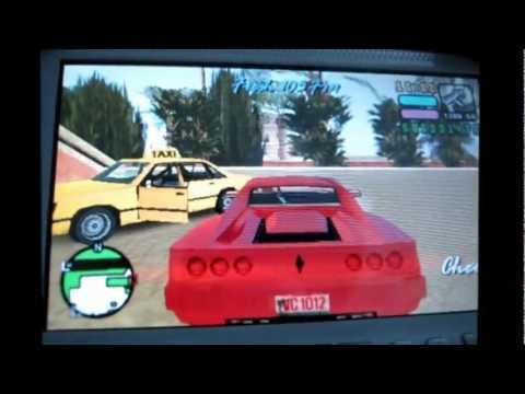 PSP GTA Vice City Stories how to get a helicopter (german)
