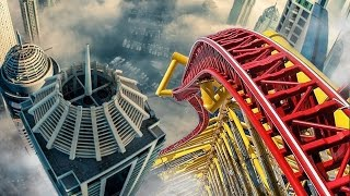 Top 5 MOST INSANE BANNED Roller Coasters YOU CAN'T GO ON ANYMORE!