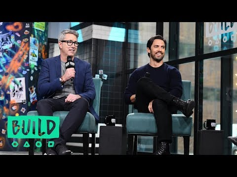 """Milo Ventimiglia & Peter Segal Chat Their Roles In """"Second Act"""""""