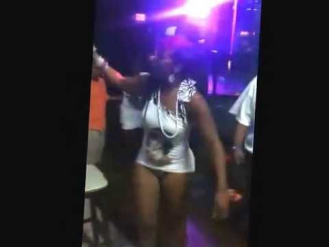 Ratchet people in the club
