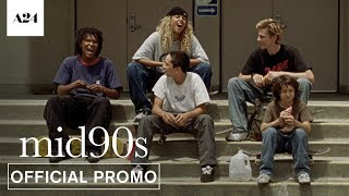 Mid90s | Really Cool | Official Promo HD | A24