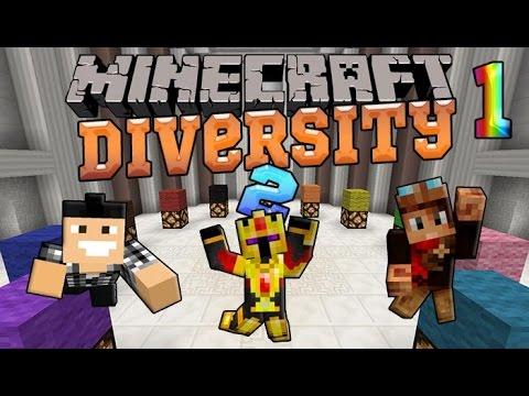 diversity 2 для minecraft 1 8