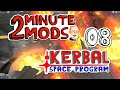 Extraplanetary Launchpads 2 Minute Mods KSP Kerbal Space Program 08 mp3