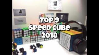 Top 9 Rubik 3x3 tốt nhất năm 2018