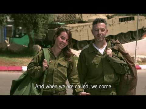 Chief of Staff and Soldiers Congratulate the IDF on its 65th Birthday
