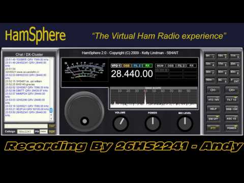 HamSphere Virtual Ham Radio