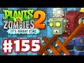 Plants vs. Zombies 2: It's About Time - Gameplay Walkthrough Part 155 - Terror from Tomorrow! (iOS)