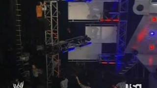 One of the best Swanton Bomb [WWE RAW 01.14.08]