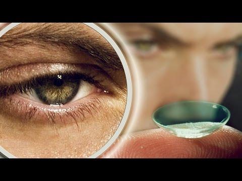 Как сделать красивые глаза в фотошопе урок