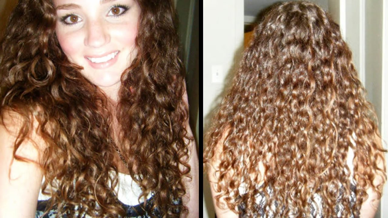My Sulfate Free Hair Routine Part 2 Styling Curly Hair