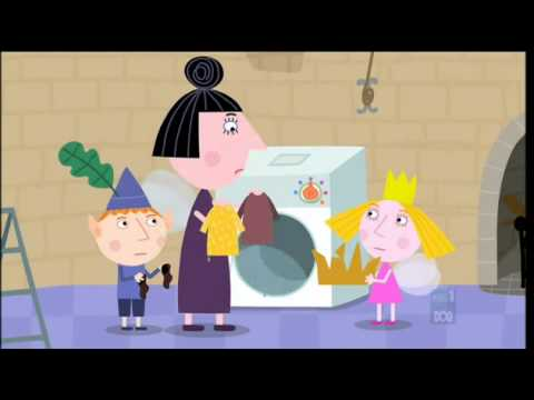 Ben and Holly's Little Kingdom S01E17 King Thistle's New Clothes xvid