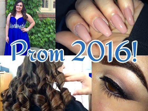 PROM VLOG   GET READY WITH ME
