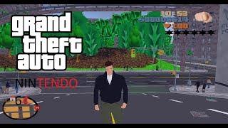 Grand Theft Auto III Nintendo 64