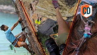How Do These Guys Travel The World And Rock Climb? | Climbing Daily Ep.1154