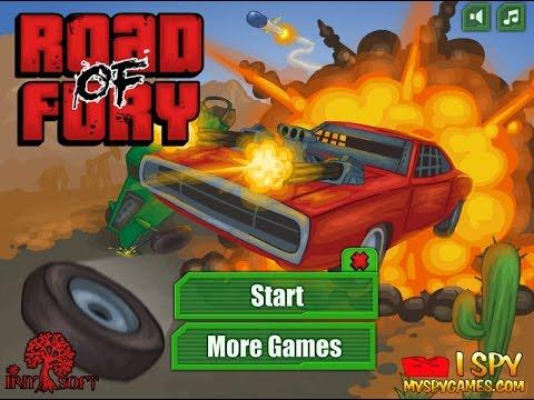 Road Of Fury - Gameplay Video