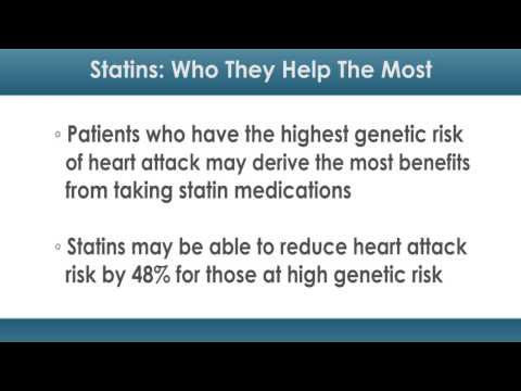 Statins: Who They Help the Most