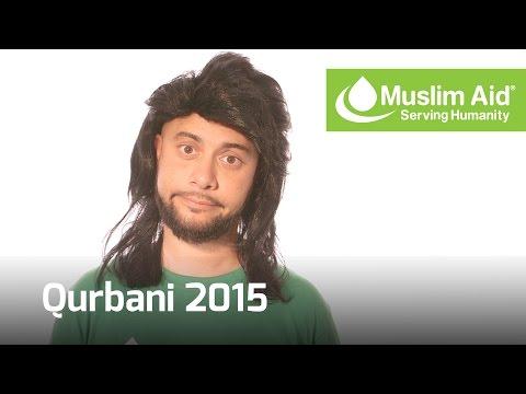 Muslim Aid - Qurbani 2015... share joy with an Eid GIft!