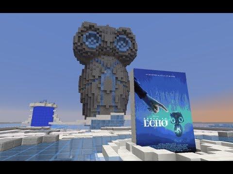 Earth to Echo Minigame w/CaptainSparklez & Aureylian