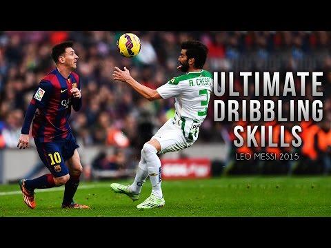 Lionel Messi ● Ultimate Dribbling Skills 2014/2015   HD