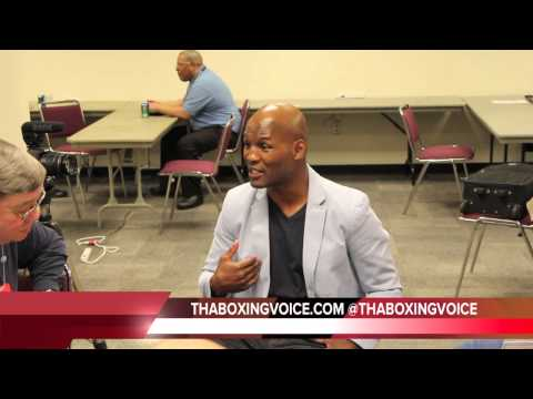 BERNARD HOPKINS WANTS ALL THE BIG NAMES, MEDIA ROUND TABLE