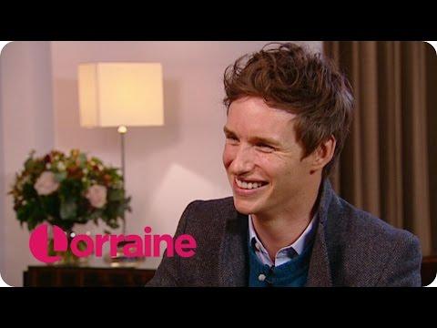 Eddie Redmayne On Playing A Transwoman In The Danish Girl | Lorraine