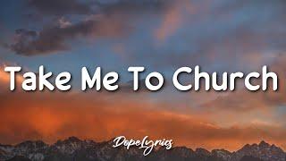 Download lagu Take Me To Church - Hozier (Lyrics) 🎵
